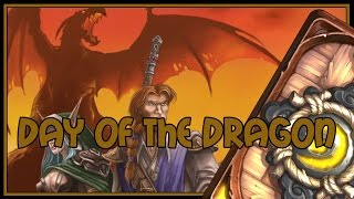 Hearthstone: Day of the dragon (dragon priest)