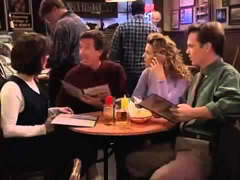 Home Improvement Season 4 Episode 19 The Naked Truth  cool man