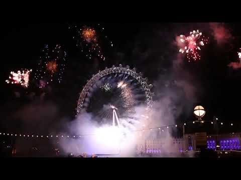 London Fireworks 2021 Cancelled - Best Display to Watch 2015 - 2020