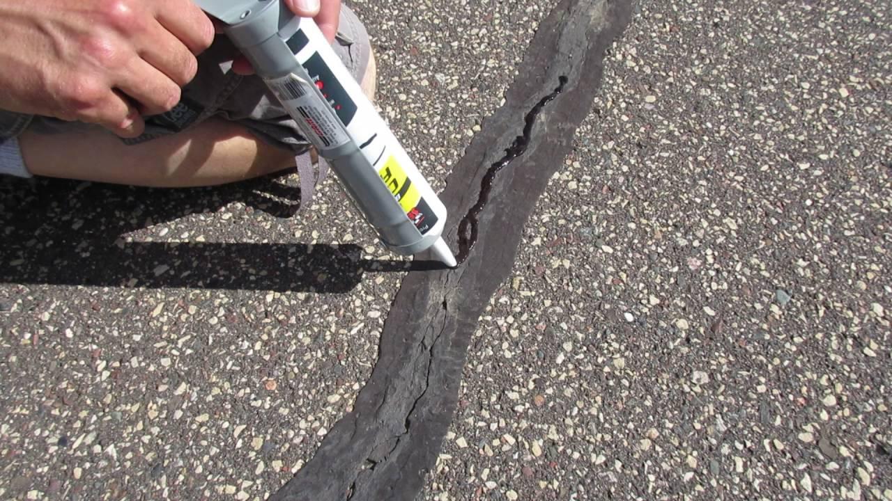 Repairing S In Blacktop Driveway Mycoffeepot Org