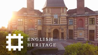Postcard from Eltham Palace, London | England Drone Footage