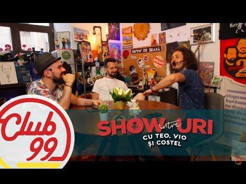 Podcast #268 | Bucureștiul | Între Showuri Cu Teo Vio și Costel