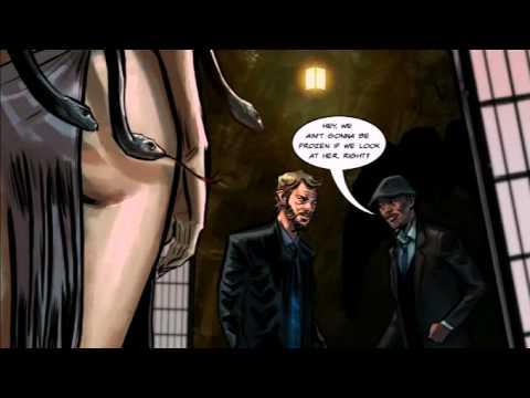 Download Lost Girl Interactive Motion Comic Season 1 Episode 4: Dead Leads