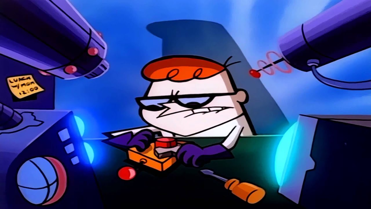 Image result for dexter's laboratory
