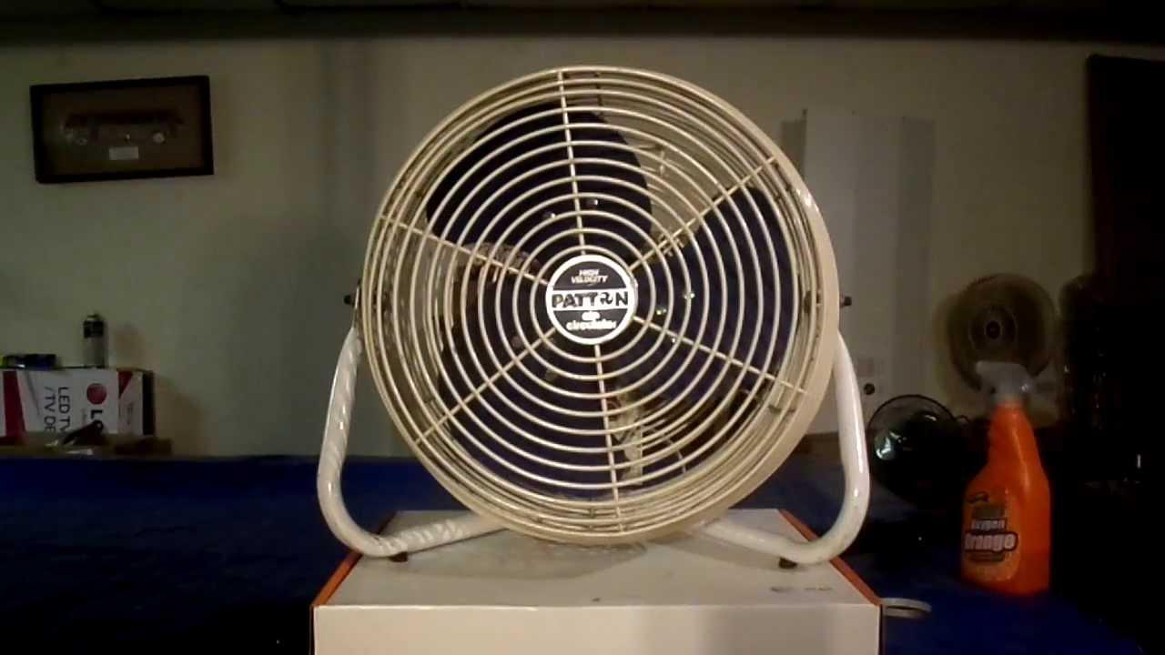 Industrial Air Circulator Patton : Patton  high velocity air circulator model tg