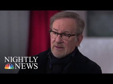 Steven Spielberg On The Legacy Of 'Schindler's List' 25 Years Later | NBC Nightly News