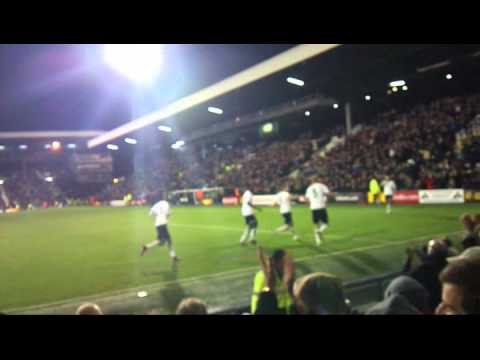 FC Fulham - West Bromwich 66. Min 3-0 Brede Hangeland