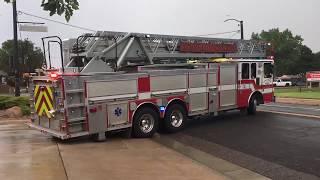 (Read Description)CSFD Truck 10 Responding