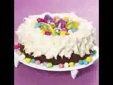 Easter Cake Decoration Ideas Youtube