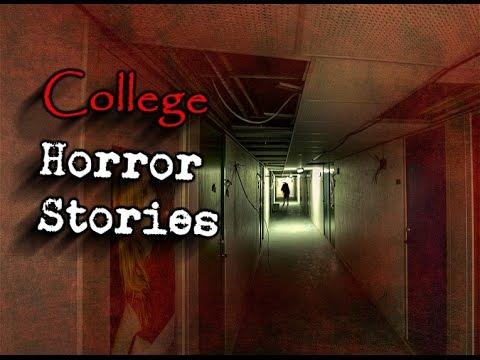4 True College Horror Stories