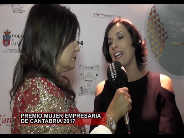 Gala Mujer Empresaria de Cantabria 2017