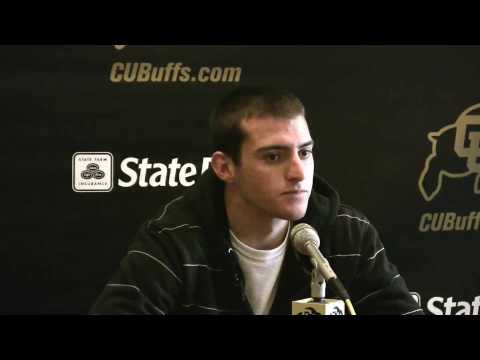 Tyler Hansen CU Buffs Quarterback