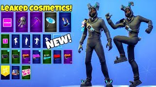 *NEW* Encrypted skin LEAKED..! (Ninja Bunny showcase) Fortnite Battle Royale