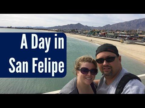 A day in San Felipe, Mexico [North American Road Trip #89]