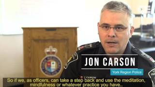 Jon Carson has been an officer with York Region Police for the last...