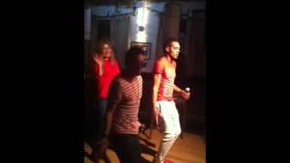 Sin Frontera зажгли танцпол в Честном пабе
