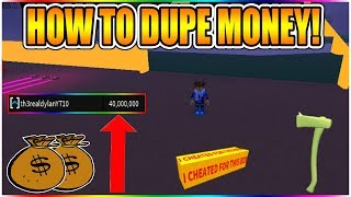 HOW TO DUPE MONEY! (NEW METHOD!) [NOT PATCHED!] LUMBER TYCOON 2 ROBLOX