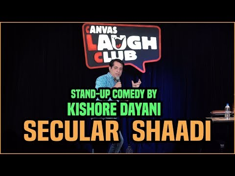 Meri Inter-Religion Shaadi || Stand-up comedy by Kishore Dayani