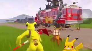 Ho prisoner the skin Pikachu his fortnite