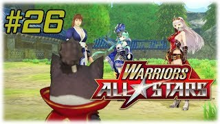 Warriors all-stars | new ending (#26) [ps4 gameplay with commentary]
