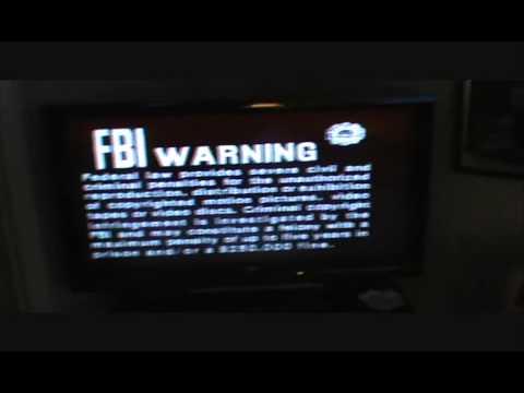 Cbs Fox Video Logo And Fbi Warning X3 Youtube