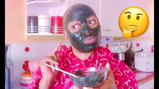 Voici le masque que tu as besoins pendant l'été ...