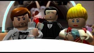 LEGO Indiana Jones: The Original Adventures Walkthrough Part 4 - Shanghai Showdown & Pankot Secrets