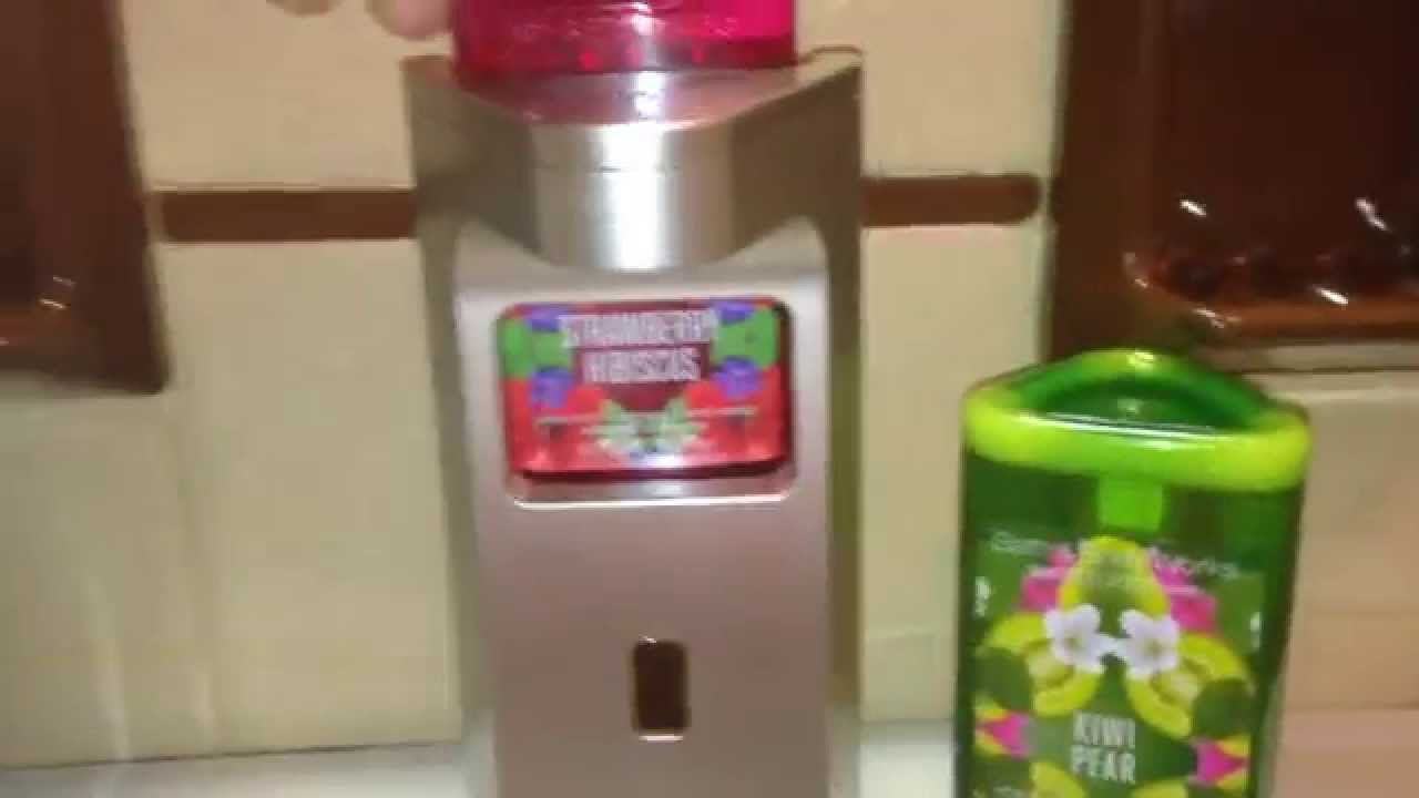 bath and body works electronic soap dispenser