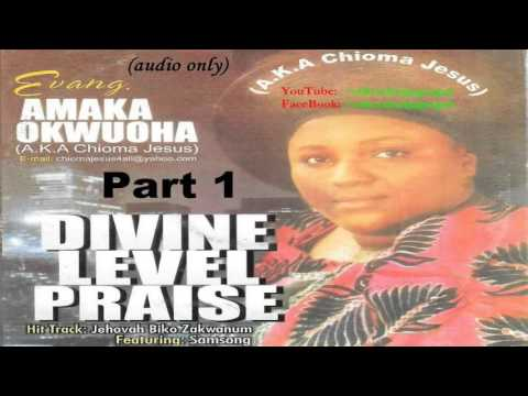 Amaka Okwuoha - Divine Level Praise Part 1  [Official Naija Gospel]