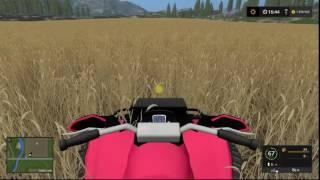 Скачать мод квадроцикл для farming simulator 2017