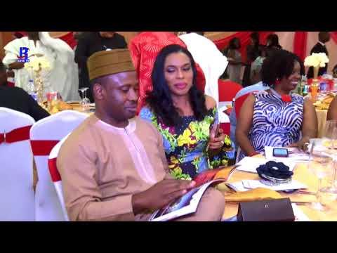 NAIJA DIARIES: Lagos Chamber Of Commerce & Industry Awards 2017