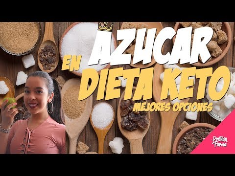 AZÚCAR EN DIETA KETO | Keto Sweeteners | Stevia and keto | MoinkFruit | Sustitutos de Azúcar Receta de video de Keto Recipes