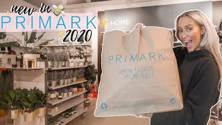 Shop With Me at PRIMARK January 2020!   New Year   Home, Beauty, Fashion