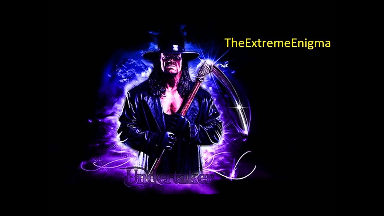 """The Undertaker 12th WWE Theme Song """"Lord Of Darkness ..."""