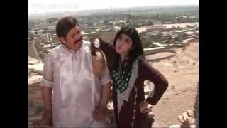 Shikarpur Sindhi Movie Rat Ja RIshta Song.02.(Agha Sohail Durrani
