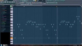 Crazy Frog - Popcorn (New Remix) FL Studio