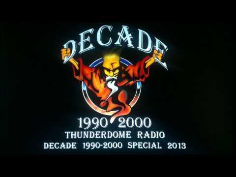 DJ Skorp @ Thunderdome Radio Decade 1990 2000 Special 2013