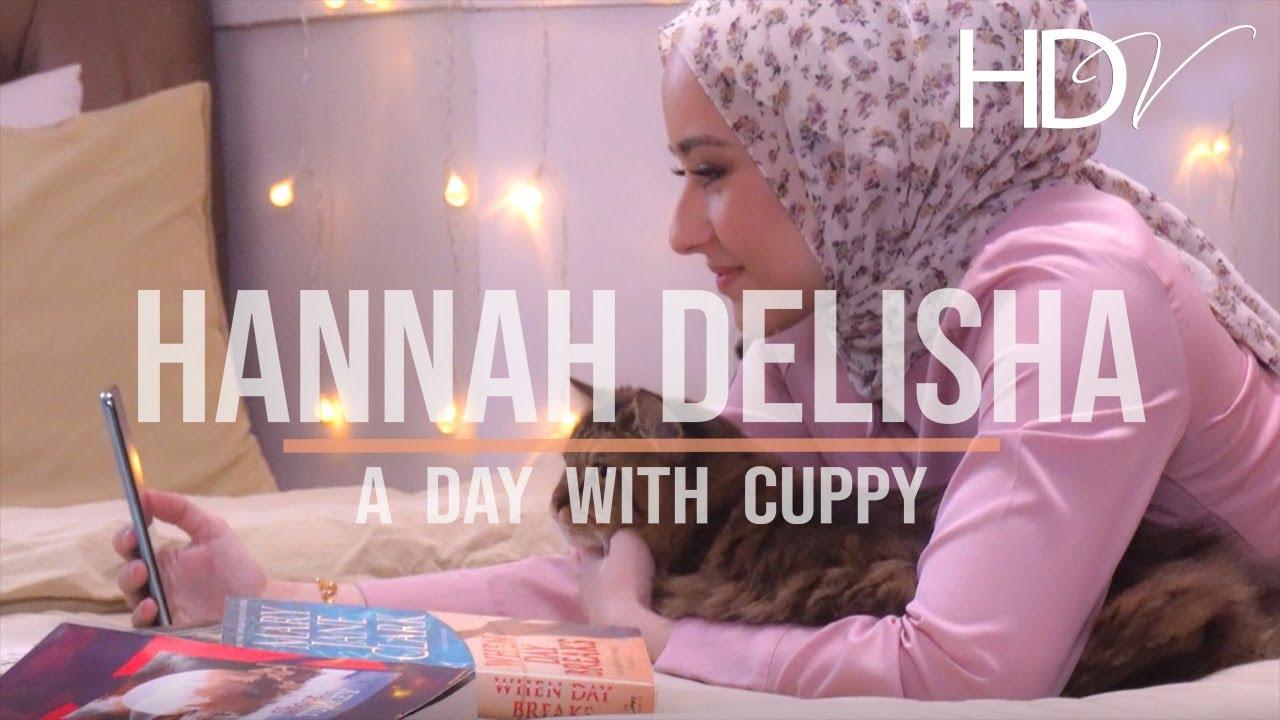 A DAY WITH CUP   HANNAH DELISHA