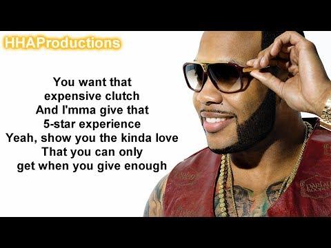 Flo Rida - Zillionaire (Lyrics + Audio)
