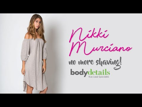 I'm Bikini Ready Forever | Nikki Murciano | Body Details