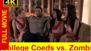 W4tch College Coeds vs. Zombie Housewives 2015 Full Length HD   Girl Two