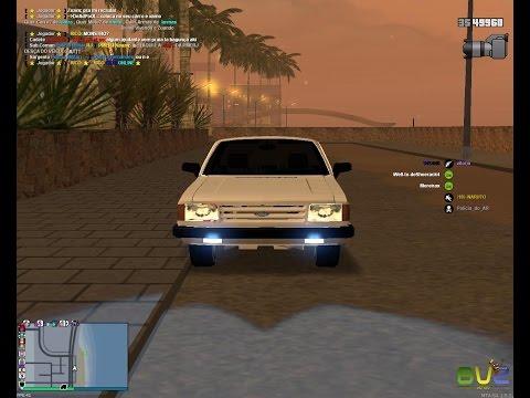 Ford Del Rey Gta San Andreas