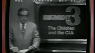 The Children and the CIA - partial report