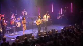 John Butler, Dan Sultan & Missy Higgins - From  Little Things Big Things Grow