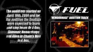 Fuel - Hemorrhage Audition Instrumental (with Trivia)