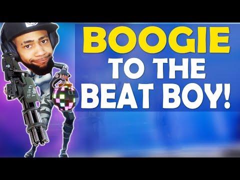 MINIGUN IS INSANE! | DAEQUAN GETTING TROLLED | HIGH KILL FUNNY GAME - (Fortnite Battle Royale)