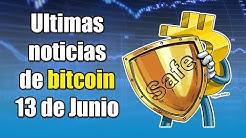 bitcoin zona decisiva ¿podría poner en peligro la tendencia alcista?, noticias 13 de junio