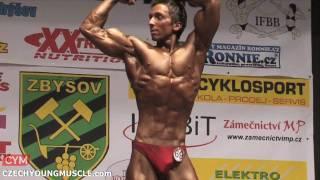 Czech juniors bodybuilding championschip - Tomáš Horák