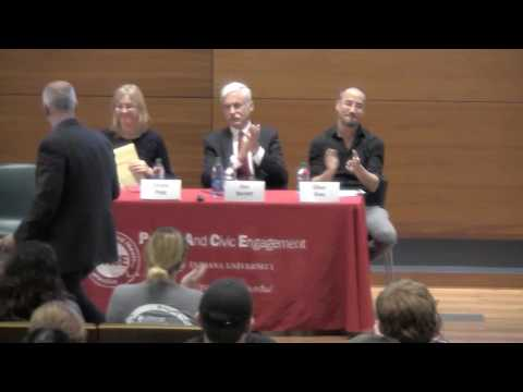 PACE-C 200 Issue Forum 2017: U.S. Immigration & Refugee Policy panel
