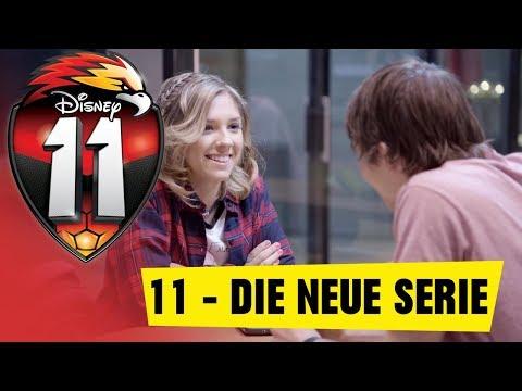 11 - Die neue Serie von den Machern von Soy Luna!   Disney Channel
